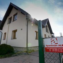 Rodinné apartmány Alex a Gregor Bešeňová