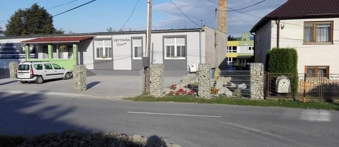 Ubytovňa Daniela Šarišské Bohdanovce