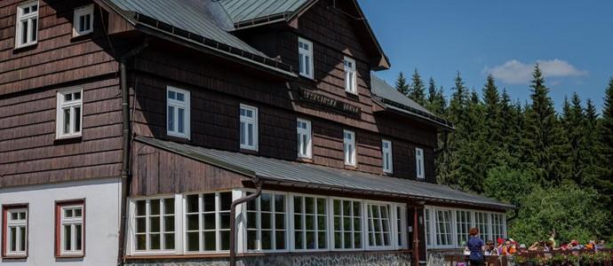 Lysečinská bouda Horní Maršov 1126657445