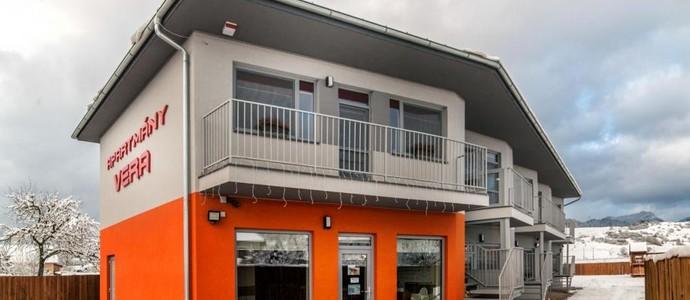 Apartmánový dom VERA Bešeňová