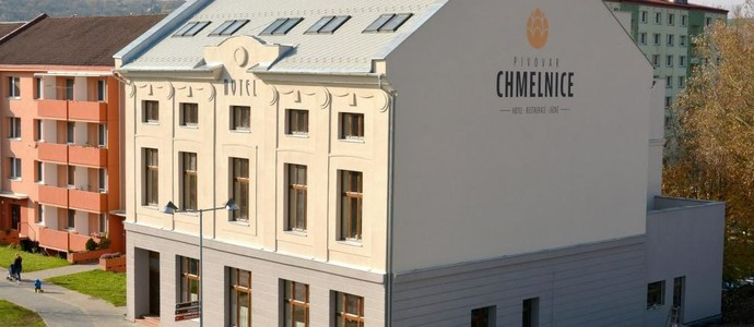 Hotel Chmelnice Napajedla