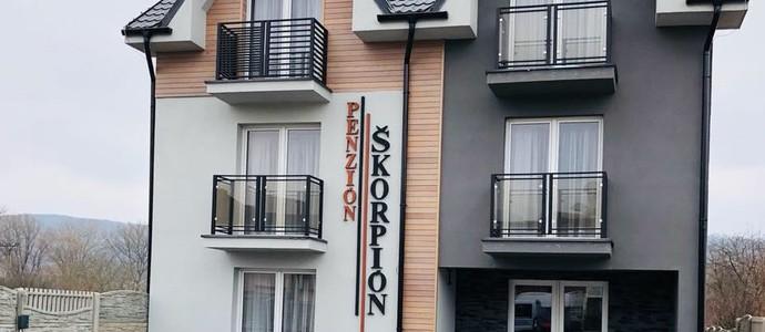 Penzión Škorpión Hlinné