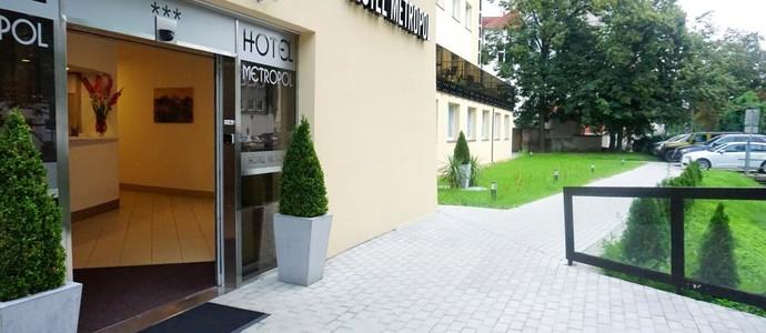 Hotel Metropol CB České Budějovice 1124349741