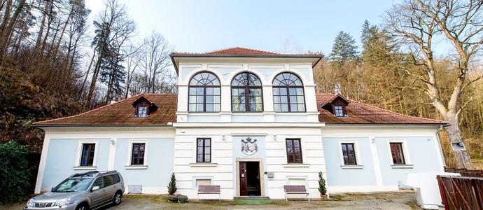 Penzion Zámecká Zahrada Český Krumlov