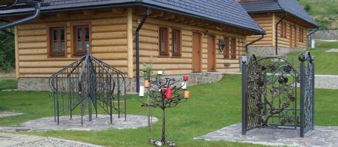 Šariš Park - Drevenice Veľký Šariš