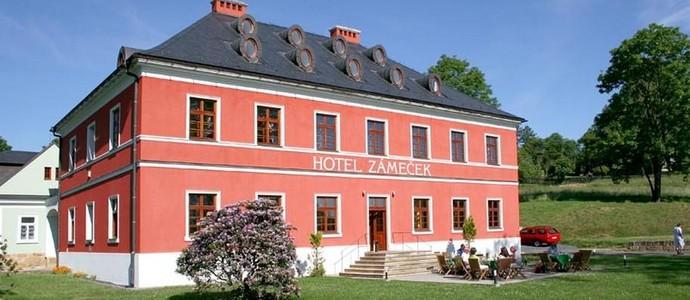 Wellness Hotel Zámeček Jetřichovice