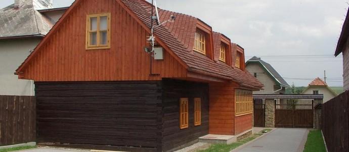 Ubytovanie Drevenica u Staroňa Liptovská Kokava 1114457276