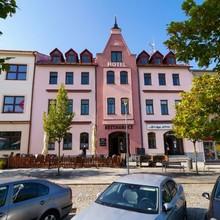 Hotel U Labutě Žďár nad Sázavou
