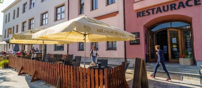 Hotel U Labutě Žďár nad Sázavou 1128739341