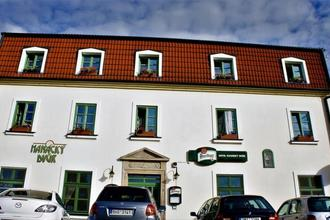 Hotel Hanácký Dvůr Olomouc