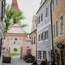 Monastery Garden Český Krumlov 1118315326