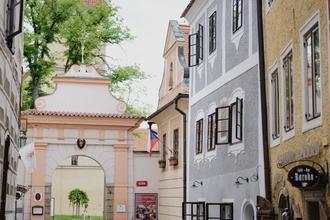 Monastery Garden Český Krumlov 49782210