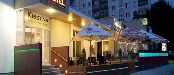 Apartman-hotel Kristína Dubnica nad Váhom