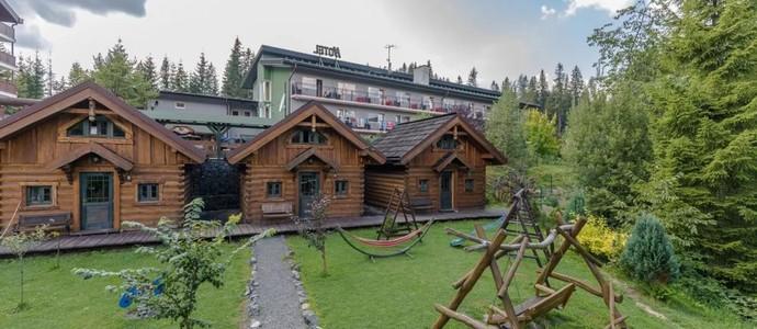 Hotel Nezábudka Tatranská Štrba