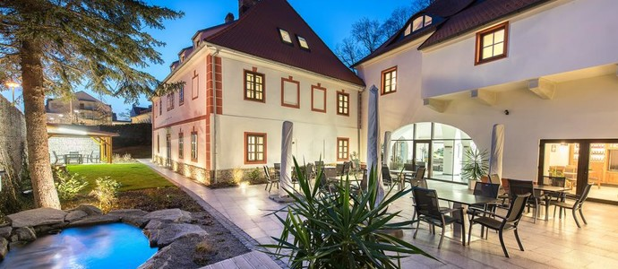 Residence Hluboká Hluboká nad Vltavou