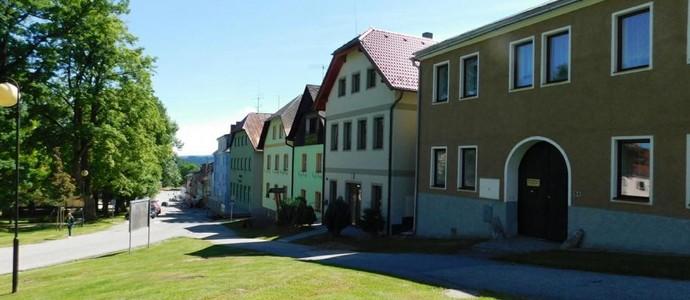 Apartmány Horní Planá 47961722