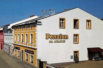 Penzion Na Náměstí Zlaté Hory
