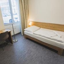 Jednolůžkový pokoj pro invalidy - Lanškroun