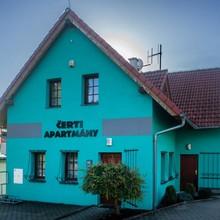 Čerti Apartmány Liberec