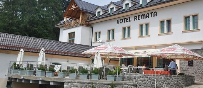 Horský hotel Remata Ráztočno