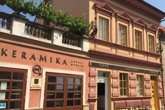 Penzion Café Havlíček Kutná Hora