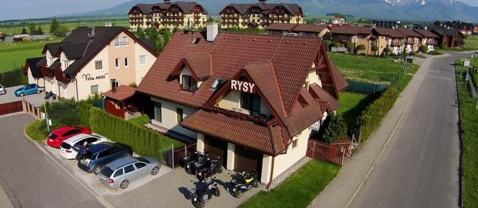 Penzion Rysy Veľká Lomnica