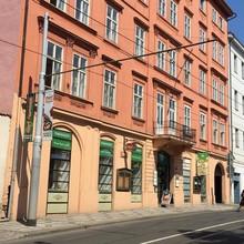 Charles square hostel Praha