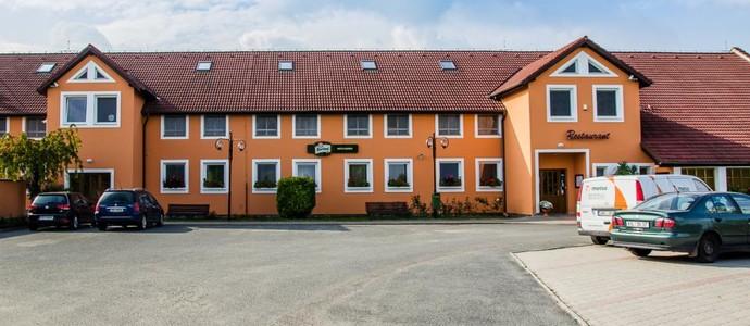 Hotel U jezera Velký Osek