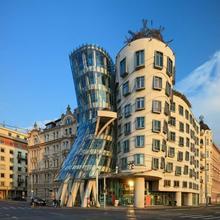 Dancing House hotel Praha