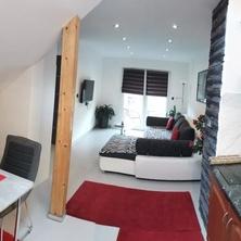 apartmán s ložnicí - Luhačovice