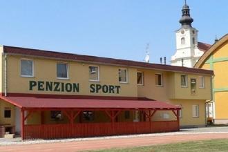 Penzion Sport Kostelec na Hané
