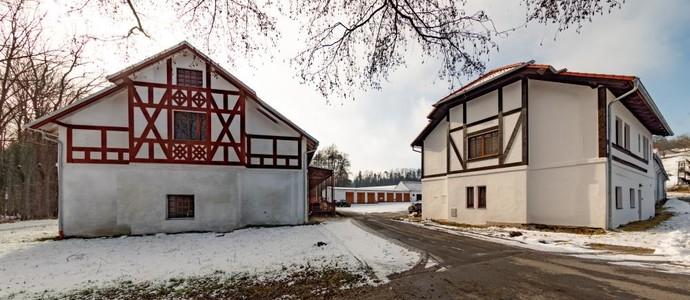 Residence Terčino údolí Horní Stropnice
