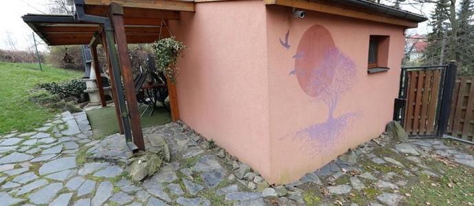 Bungalov u draka Vřesina