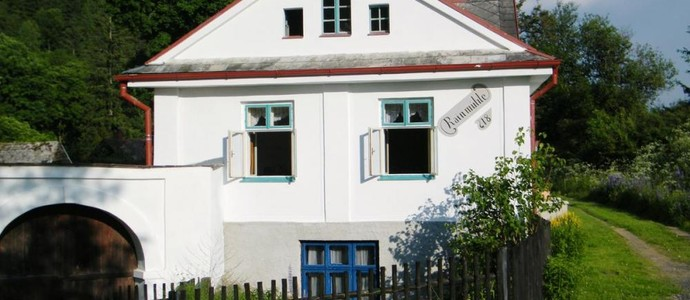 Ubytování Rainmühle Vlkovice