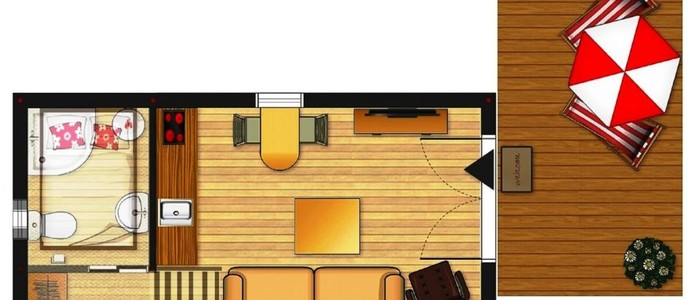 Tiny Houses Tatry Podtureň 1114350888