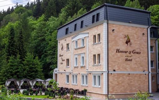 Relax u lesa-Honour and Grace Hotel 1136039807