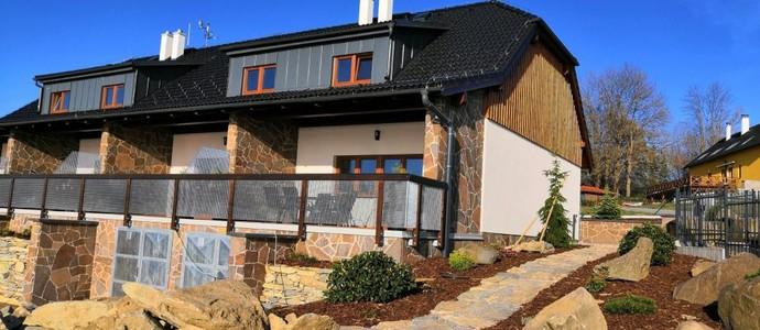 Apartmány Kovářov Frymburk