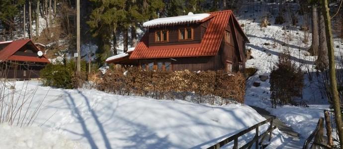 Chata Jezerné Velké Karlovice