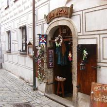 Penzion Čert a Káča Český Krumlov