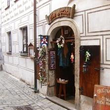 Penzion Čert a Káča - Český Krumlov