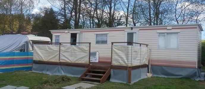 Mobile Houses Černá Černá v Pošumaví