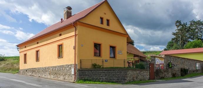 Apartmány U kapličky Kamýk nad Vltavou