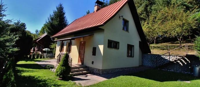 Chata Martina Bobrovník
