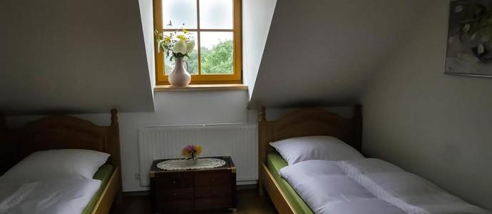 Apartmány Radost Kamenný Újezd 1114250994