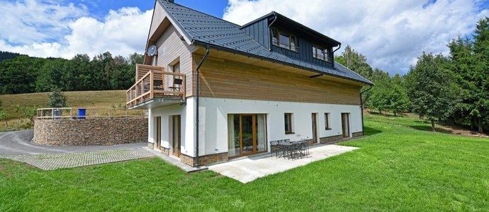 Apartmány Chata Večernice Dolní Morava
