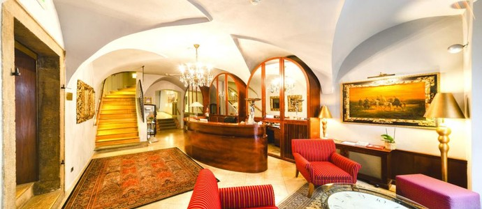 The Golden Wheel Hotel Praha 1133940453