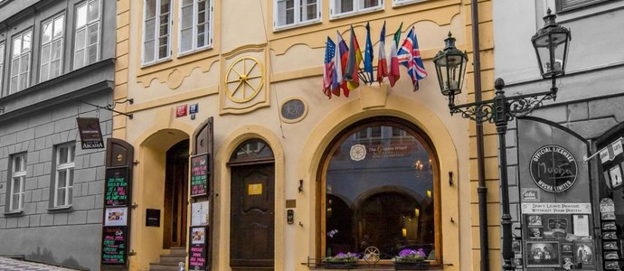 The Golden Wheel Hotel Praha