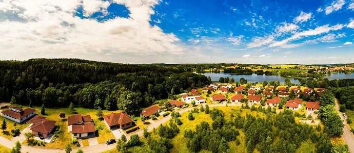Amenity Resort Česká Kanada Nová Bystřice