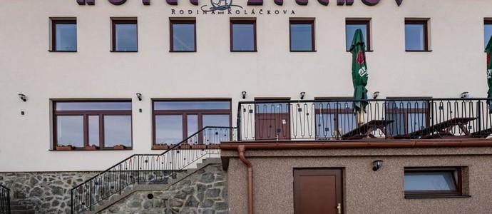 Hotel Zlechov Plumlov