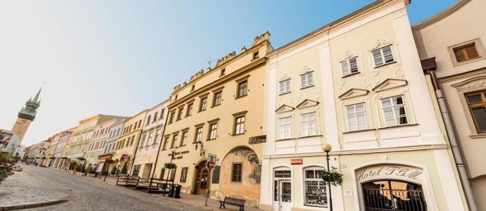 Hotel Residence TGM Znojmo 1136249233